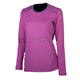 Women's Pink Solstice 1.0 Base Layer Shirt