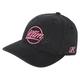 Women's Black/Pink Script Hat - 4079-003-000-000