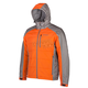 Orange/Gray Torque Jacket
