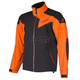 Orange/Black Stealth Jacket