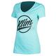 Women's Blue Script T-Shirt