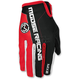 Red/Black MX2 Gloves