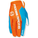 Orange/Blue MX2 Gloves