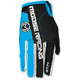 Blue/Black MX2 Gloves