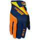 Orange/Navy/Hi-Viz SX1 Gloves