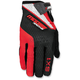 Red/Black SX1 Gloves