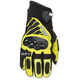 Black/Hi-Viz ADV1 Short Gloves