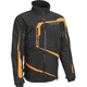 Black/Orange Carbon Jacket