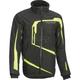 Black/Hi-Viz Carbon Jacket