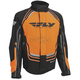 Youth Black/Orange SNX Pro Jacket
