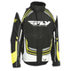 Youth Black/White/Hi-Vis SNX Pro Jacket