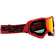 Red Qualifier Shade Goggles - 2601-2114