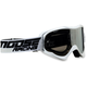White Qualifier Shade Goggles - 2601-2115