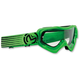 Youth Green/Black Qualifier Slash Goggles - 2601-2127