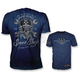 Blue Speed Shop T-Shirt