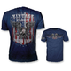 Blue Freedom Racing USA T-Shirt