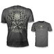 Gray Wicked Pistons T-Shirt