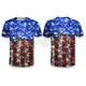 Camo USA Skull T-Shirt