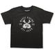 Youth Black Agroid Insignia T-Shirt