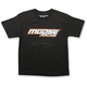 Youth Black Velocity T-Shirt