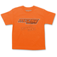Youth Orange Velocity T-Shirt