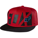 Flame Red Commotion Snapback Hat - 17702-122-OS