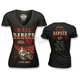 Womens Wall of Danger T-Shirt