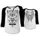 Womens Black Lace Riders Shirt