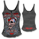 Womens USA Girl Tank Top