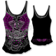 Womens VTwin Skull Tank Top