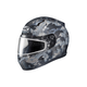 Flat Dark Gray/Light Gray CL-17 Void MC-3HF Snow Helmet w/Frameless Electric Shield