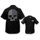 USA Skull Work Shirts