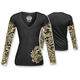 Womens Dod Tattoo Long Sleeve Shirt