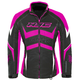 Women's Black/Pink Survivor Jacket