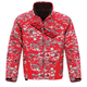 Red Camo Storm Jacket