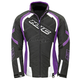 Women's Black/Purple Storm Jacket