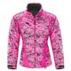 Women's Pink Camo Storm Jacket