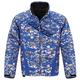 Youth Blue Camo Storm Jacket