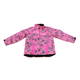Youth Pink Camo Storm Jacket