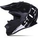 Black/White Blacklist Altitude Helmet