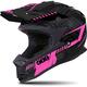 Matte Black/Pink Ops Altitude Helmet