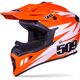 Matte Orange Tactical Helmet