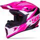 Matte Pink Tactical Helmet