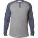 Pewter Dragger Long Sleeve Shirt