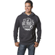 Black Heather Evolution Pullover Hoody