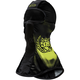 Black/Lime Lightweight Pro Balaclava - 509-BALPRO-16-LL