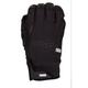 Black Freeride Gloves