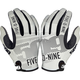 White Low 5 Gloves