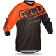 Orange Windproof Jersey