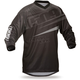 Stealth Black Windproof Jersey